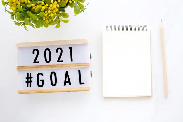 traçar novas metas e alcançar objetivos profissionais
